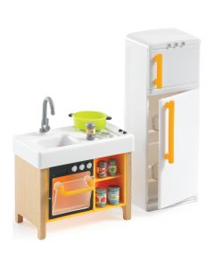 Djeco Petit Home - Compact Kitchen