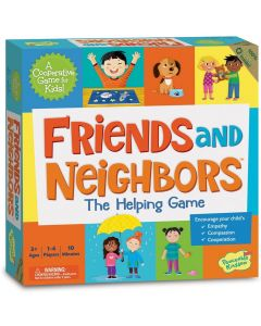 Peaceable Kingdom Friends & Neighbours Game - A Cooperative Game for Kids