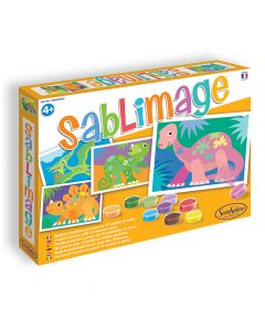 Sablimage Sand Art Dinosaurs