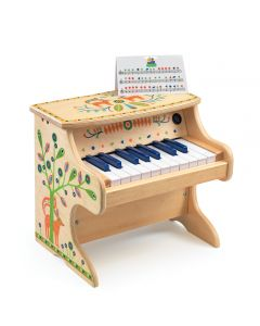 Toy Piano - Animambo Electronic Piano by Djeco