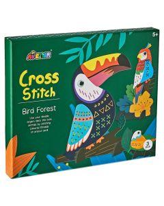 Avenir Cross Stitch - Bird Forest