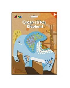 Avenir Cross Stitch - Elephant