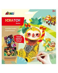 Avenir Scratch Magic - Sloths
