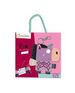 Avenue Mandarine Pix Gallery Cross Stitch kit - Celestine 52660 0