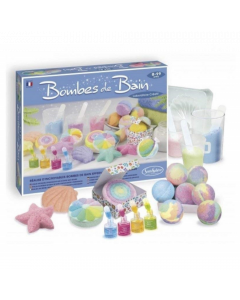 Bath Bomb Making Kit - Sentosphere