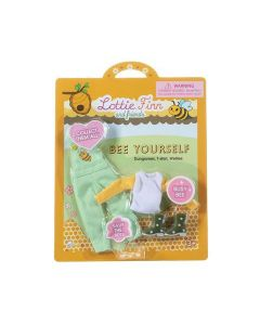 Lottie Doll - Bee Yourself Outfit Set