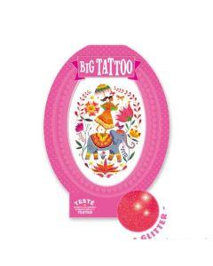 Djeco Big Tattoo - Rose India