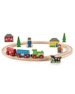 Bigjigs My First Train Track BJT010