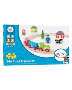 Bigjigs My First Train Track BJT010
