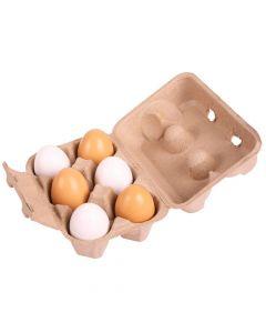 Bigjigs Toys Box of Eggs