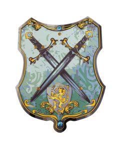 Blue Knight Shield