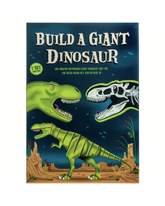 Build A Giant Dinosaur - Clockwork Soldier