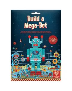 Build a Mega-Bot - Clockwork Soldier