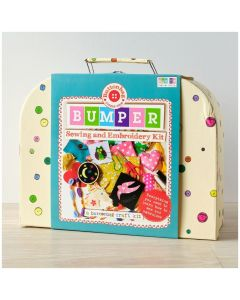 Buttonbag Sewing & Embroidery Kit