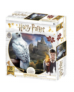 Harry Potter Super 3D Puzzle - Hedwig 300 pieces
