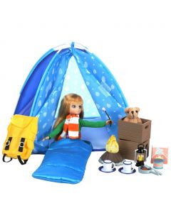 Lottie Doll Campfire Fun