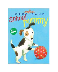 Eeboo Animal Rummy Card Game