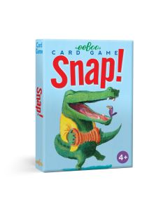 Eeboo Snap Card Game