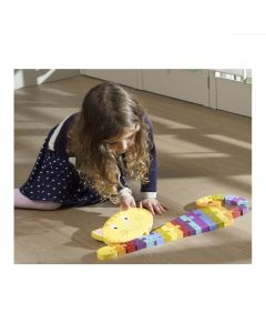 Cat Wooden Alphabet Puzzle - Orange Tree Toys