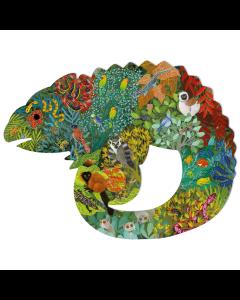 Chameleon - Djeco Puzzle Art