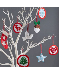 Christmas Decoration Mini Craft Kits - Buttonbag