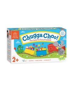 Peaceable Kingdom Chugga Choo Puzzle Game
