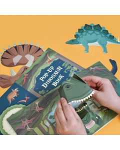 Clockwork Soldier - Make Your Own Pop-Up Dinosaur Book