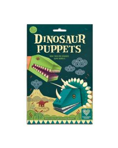 Clockwork Soldier - Create Your Own Dinosaur Puppets