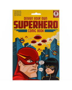 Clockwork Soldier - Design Your Own Superhero Comic Book