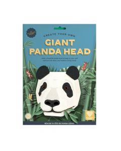 Clockwork Soldier Create Your Own Giant Panda Head