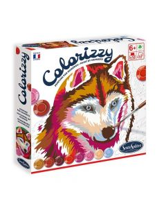 Colorizzy Animals of the Forest - Animaux De La Foret 4508