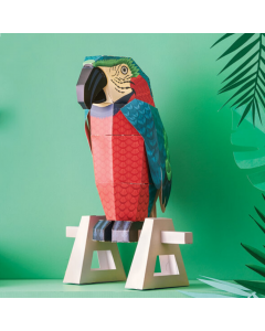Create Your Own Parrot on a Perch - save 20%