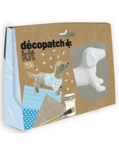 Decopatch Mini Kit - Dachshund