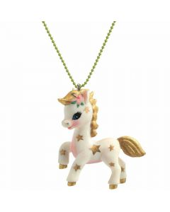 Djeco Pony Charm Necklace