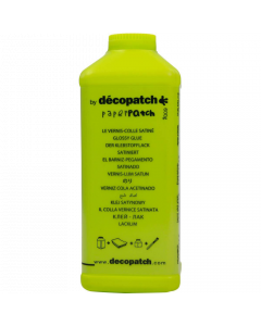 Decopatch Glossy Glue - 600g
