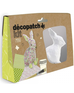Decopatch Mini Kit - Bunny