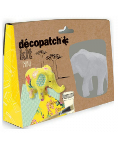 Decopatch Mini Kit - Elephant