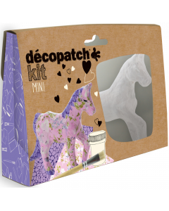 Decopatch Mini Kit - Horse