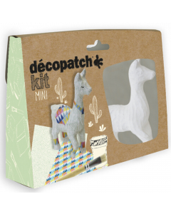 Decopatch Mini Kit - Llama