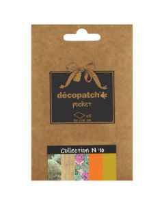 Decopatch Pocket Collection No 10