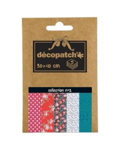 Decopatch Pocket Collection No 2