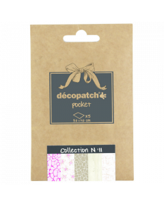 Decopatch Pocket Collection No 11