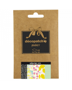 Decopatch Pocket Collection No 17