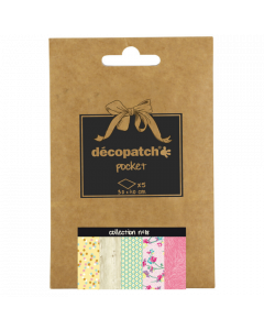 Decopatch Pocket Collection No 18
