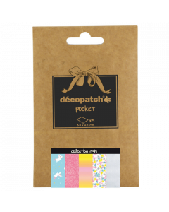 Decopatch Pocket Collection No 19