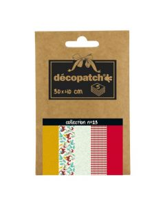 Decopatch Pocket Collection No 23