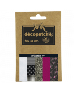 Decopatch Pocket Collection No 4