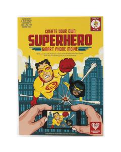 Design Your Own Superhero Smart Phone Movie Kit