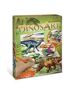 DinosArt Dazzle By Number15051