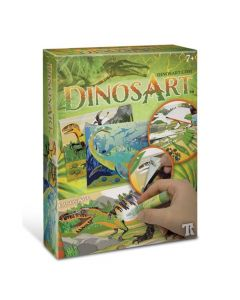DinosArt Sand & Foil Art15011